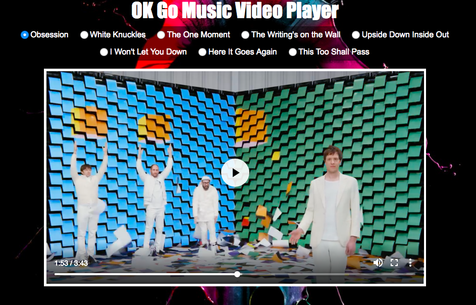 Music Video Player 1